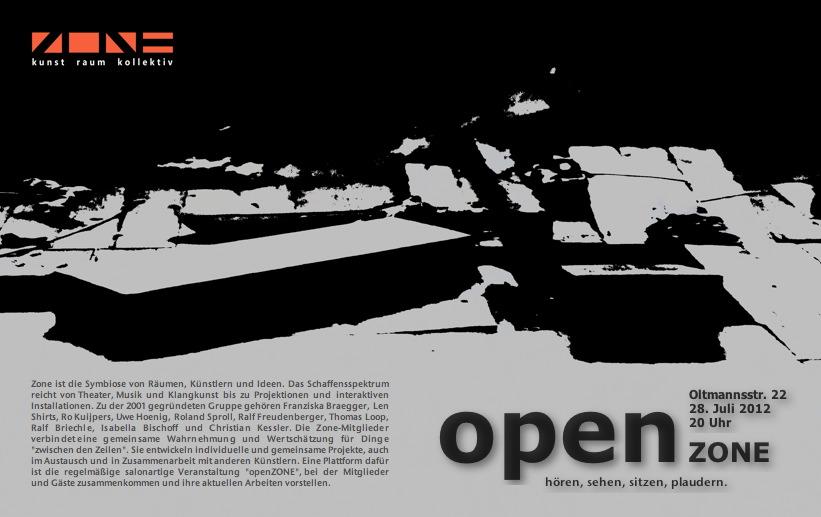 Flyer openZone IV