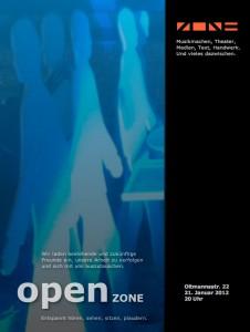 Flyer openZone II